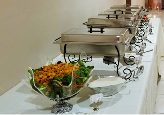 "Exquisite Catering will take the ""worry"" out of your next conference or business lunch."